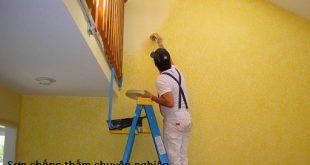 Dịch vụ sơn chống thấm tường nhà tại quận 12, chúng tôi chuyên cung cấp dịch vụ chống thấm dột trọn gói uy tín - chất lượng. Đội thợ chống thấm của chúng tôi làm việc rất nhiệt tình, hăng say với công việc. Thợ chuyên thi công chống thấm tường ngoài, sơn chống thấm tường trong. Thi công sơn chống thấm trần nhà, chống thấm sân thượng. Chống thấm nhà tắm, chống thấm nhà vệ sinh, chống thấm bể bơi chuyên nghiệp. Đội thợ chúng tôi hoạt động nhiều năm trong nghề, biết cách xử lý đúng quy trình. Làm việc nhanh gọn, đảm bảo chất lượng và thời gian bảo hành. Sơn chống thấm giá rẻ, chống thấm dột triệt để.