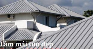 Thợ làm mái tôn tại quận 3, lắp đặt mái tôn chuyên nghiệp. Chúng tôi cung cấp tới khách hàng dịch vụ làm mái tôn đẹp, lắp đặt mái tôn vòm, mái tôn giả ngói. Thợ làm mái tôn chất lượng, thi công làm mái tôn chống nóng, mái tôn chống ồn. Làm mái tôn truyền thống, mái tôn che chắn cửa sổ. Lợp mái tôn nhà xưởng, mái tôn inox. Đội thợ lợp mái tôn chuyên nghiệp, làm việc tỉ mỉ, gia công chắc chắn. Luôn đáp ứng được mọi nhu cầu của khách hàng. Đội thợ thi công lắp đặt mái tôn tại quận 3, làm mái tôn chất lượng.